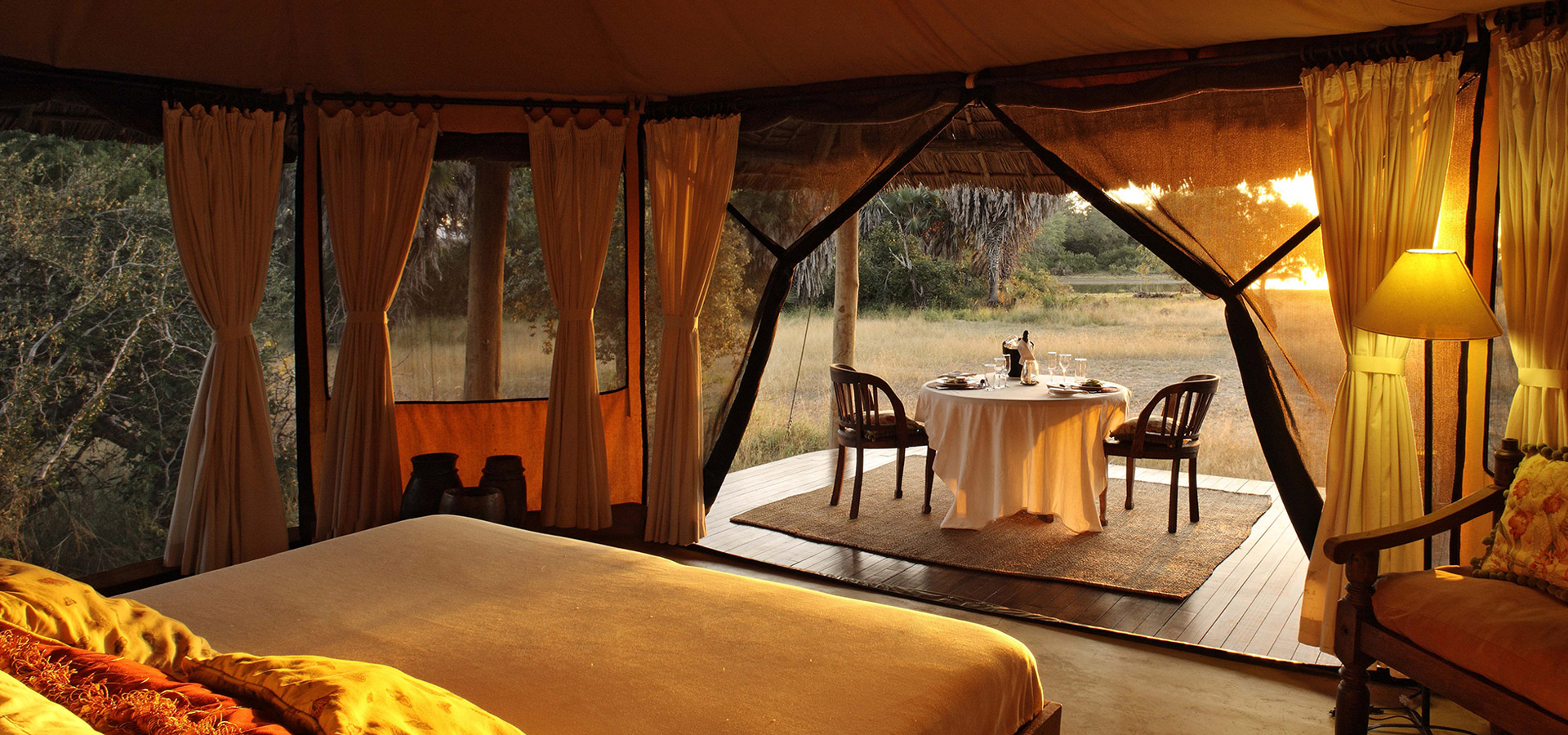 Accommodation In African Safari
