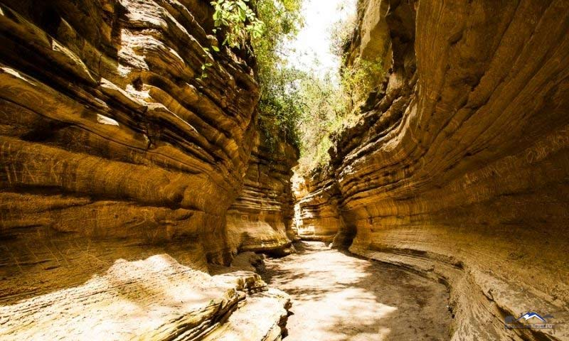 Hell's Gate National Park
