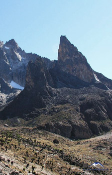 Mount Kenya National Park