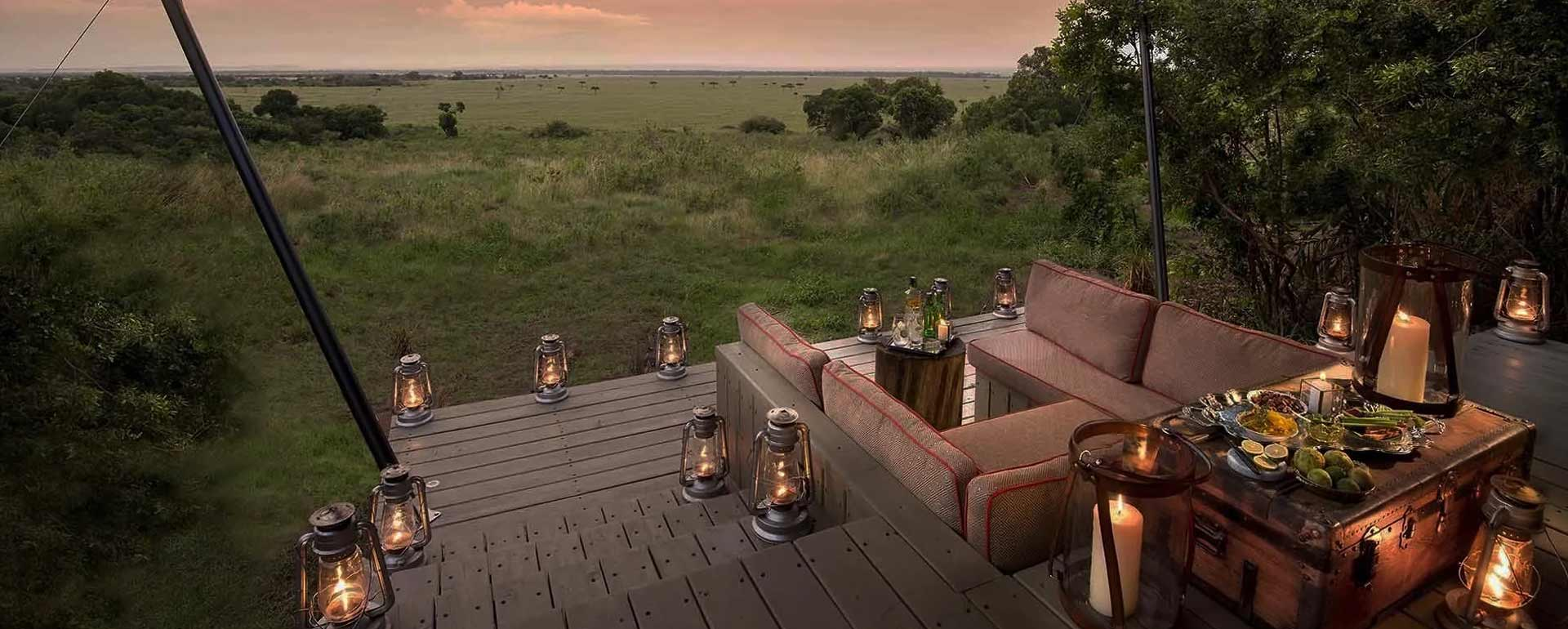 10 Days Kenya Luxury Safari