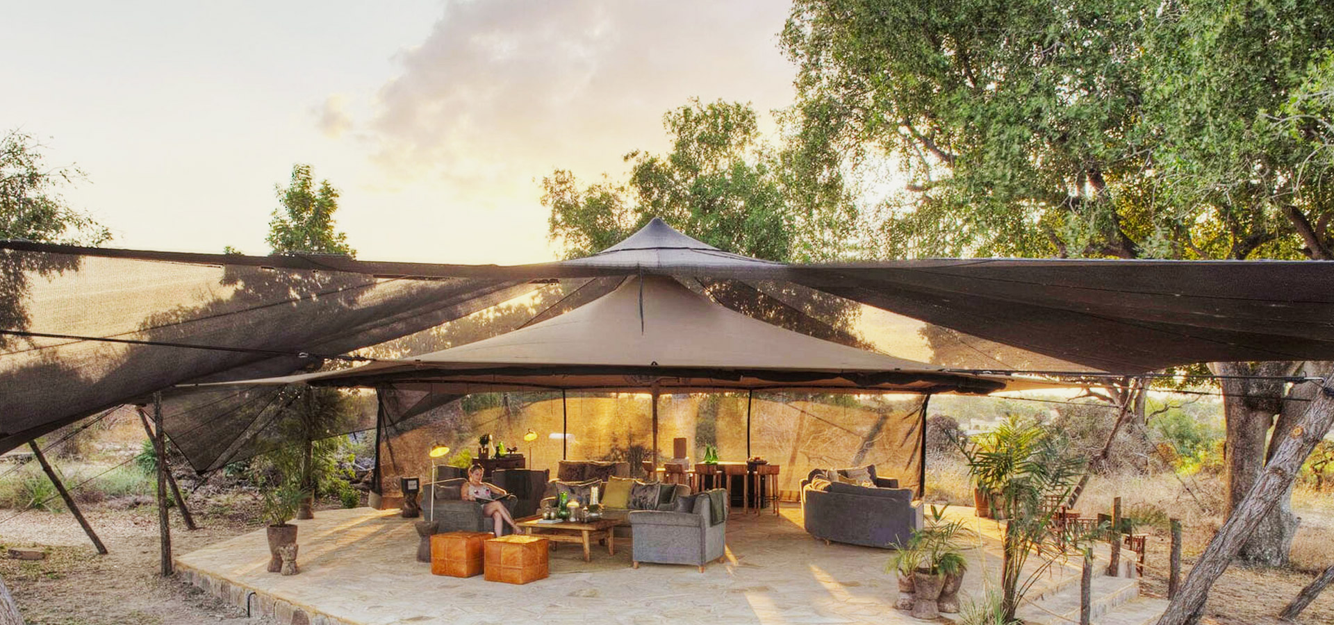 Selous Game Reserve Hotels
