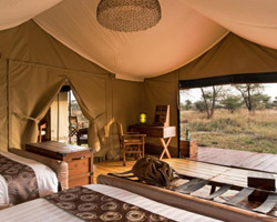 Tented Camp Safari