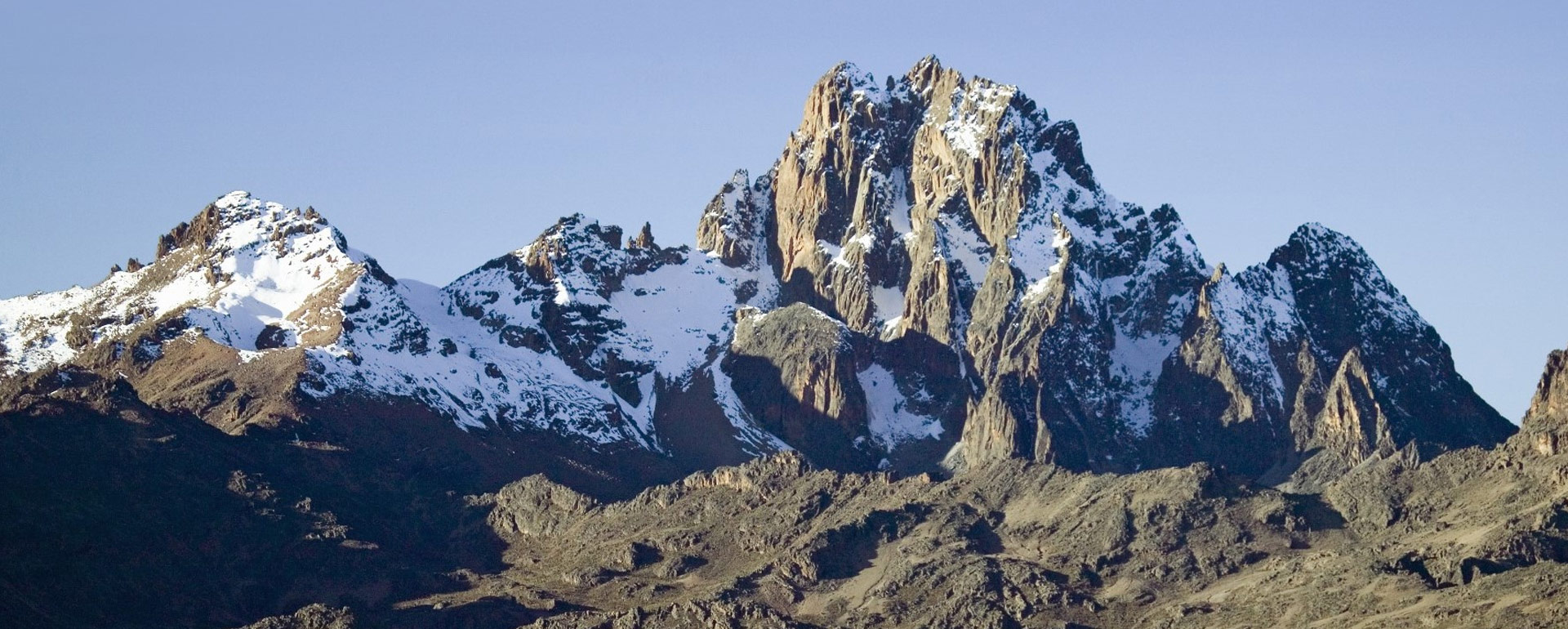 5 Days Mount Kenya Climbing Routes