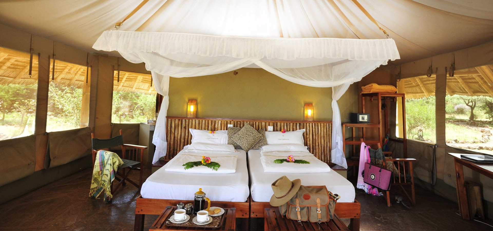 Tsavo West Hotels